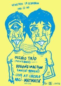 Occhio Trio, Bogong In Action, Matera