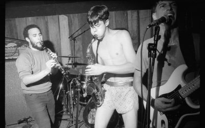 LA SST RECORDS E I BUTTHOLE SURFERS: DUE MONDI CHE COLLIDONO