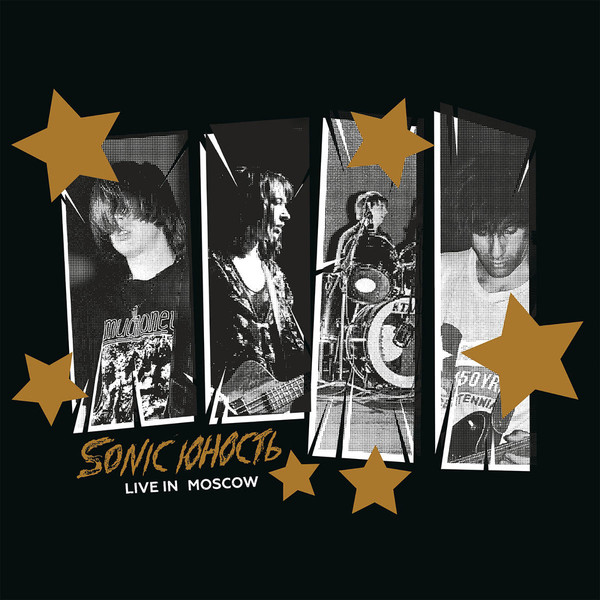 Live In Moscow, Sonic Youth