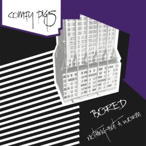 comfy pigs - bored