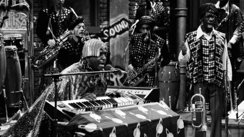 Sun Ra, Saturday Night Live 1978