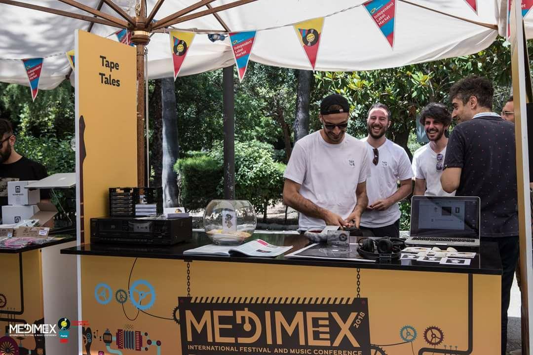 Medimex Tape Tales