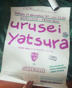 Urusei Yatsura.