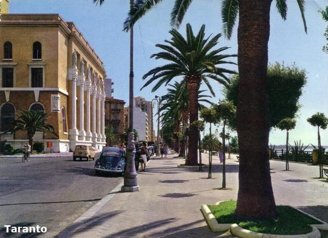 Taranto anni '60-'70.