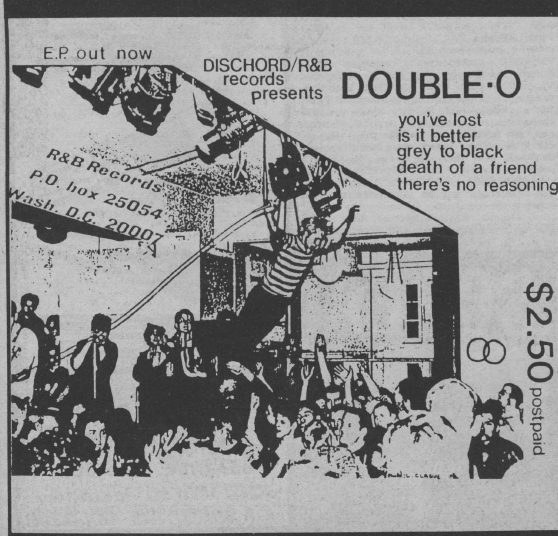 Flyer Double-O