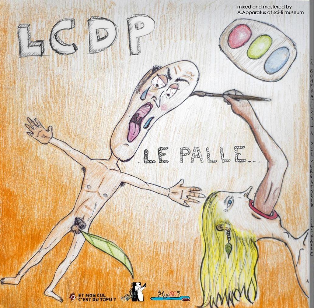 LCDP E L'ANNO DEL NOISE PIÙ ASTRATTO