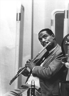 Eric Dolphy flauto
