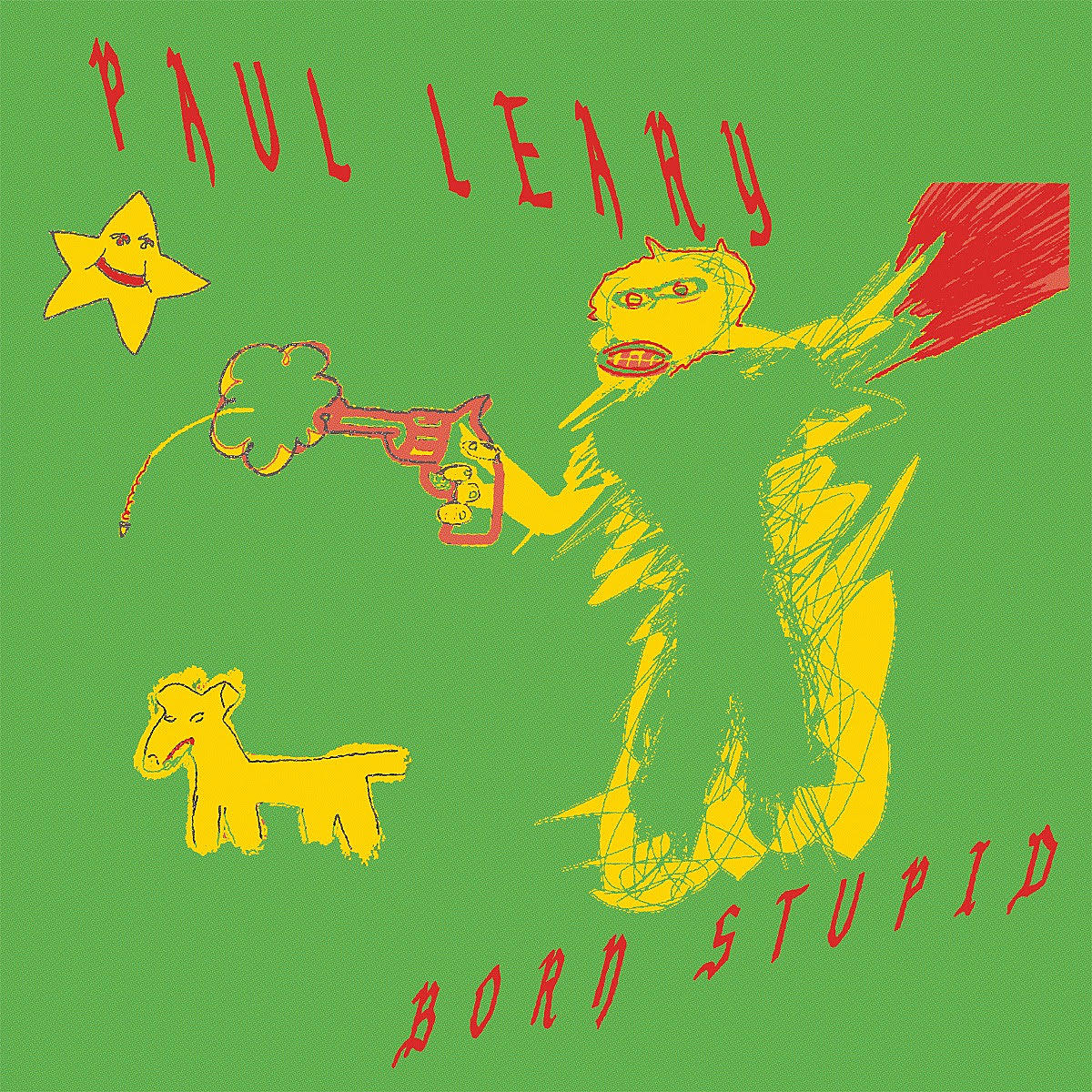 BORN STUPID E IL POP PSICHEDELICO OBLIQUO DI PAUL LEARY