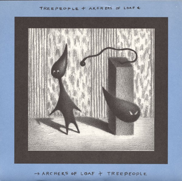 TREEPEOPLE VERSO ARCHERS OF LOAF – LO SPLIT