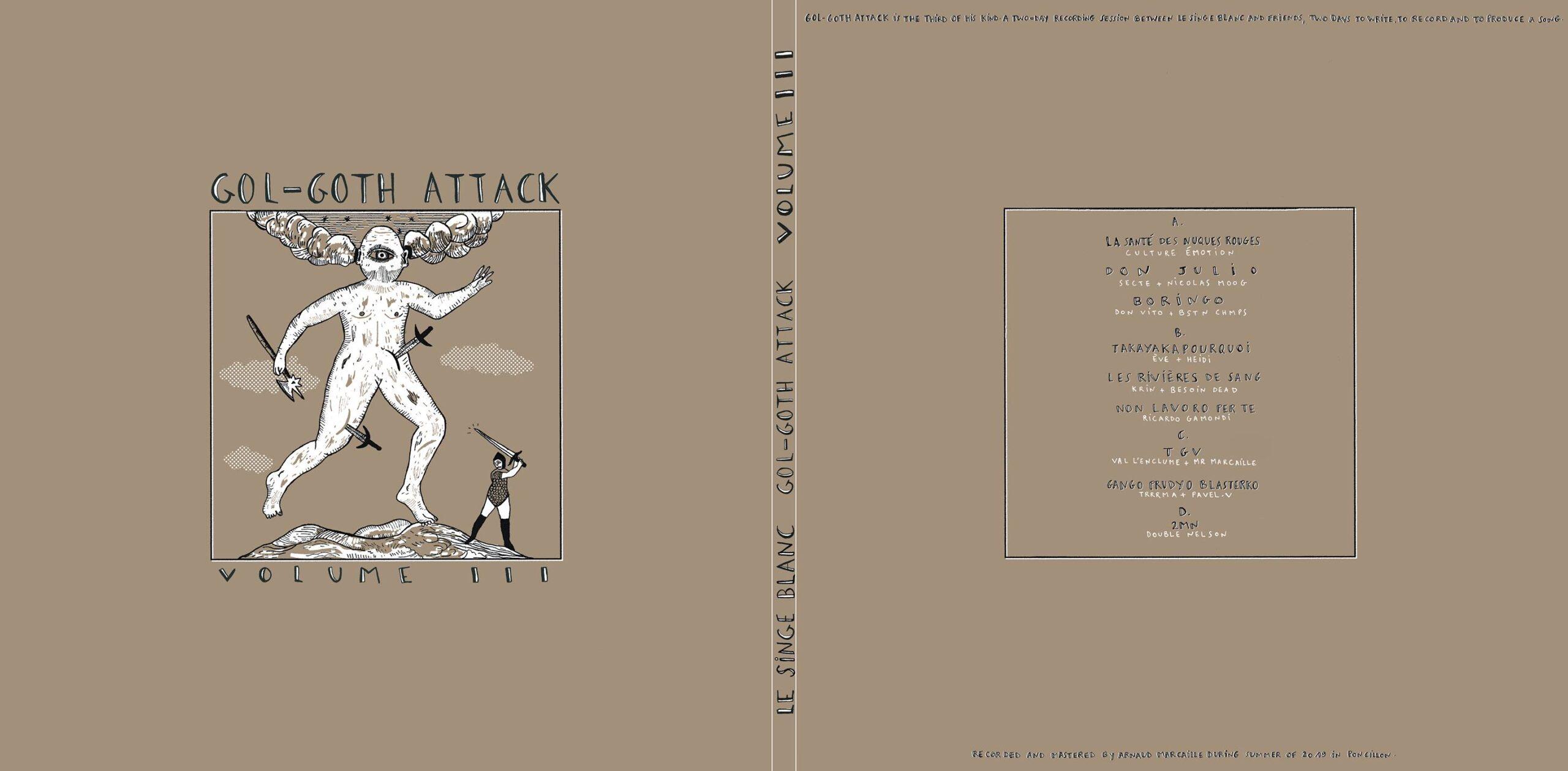Gol-Goth Attack III