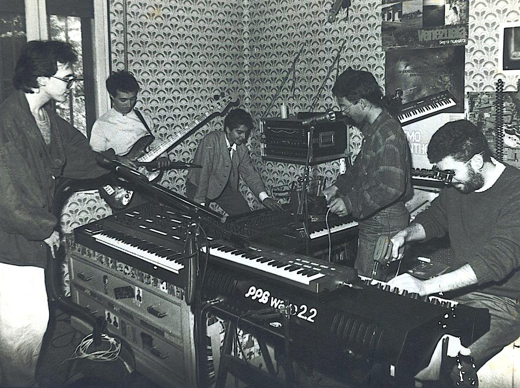 Panama Studios 1984.