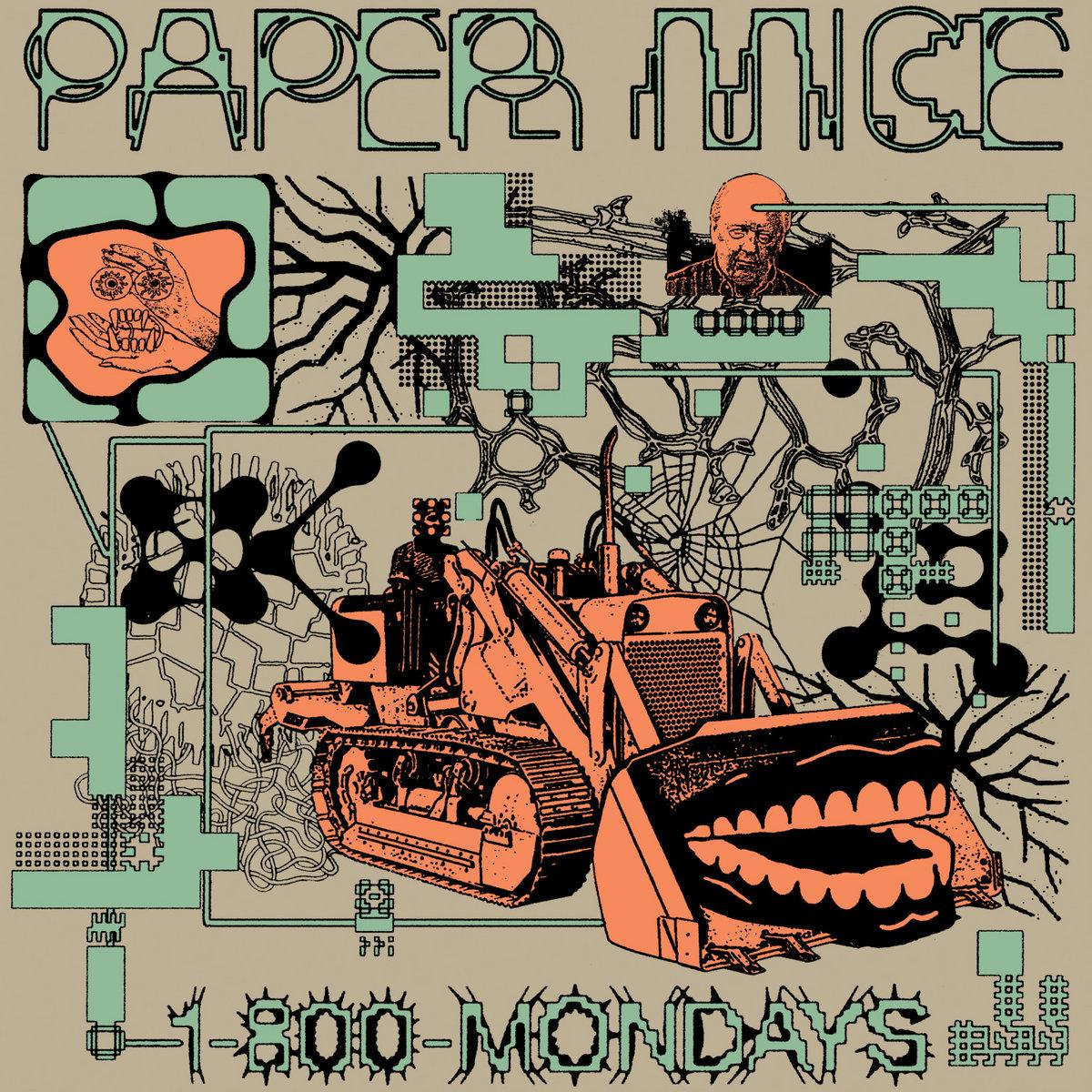 Cover di 1-800-MONDAYS (2021).