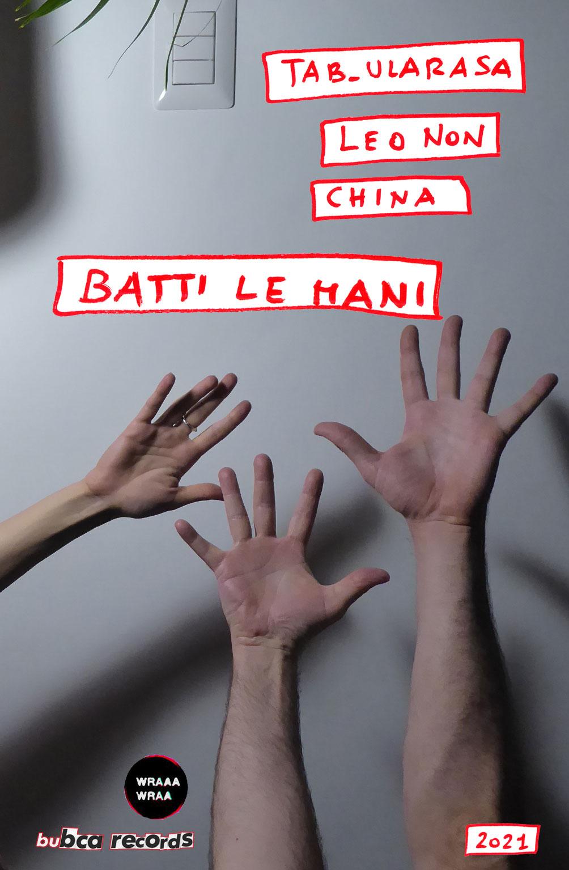 Cover del singolo BATTI LE MANI (di prossima uscita)